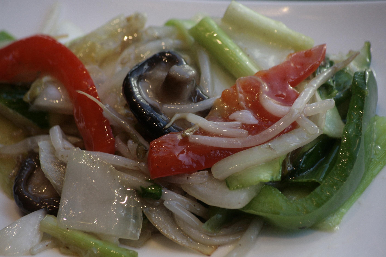 G10 Chap Choy Gemengde seizoensgroenten in oestersaus.