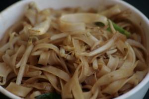 H6 Hokkien Cha Mie Vegetarisch gebakken bami uit de provinvie Fujian.
